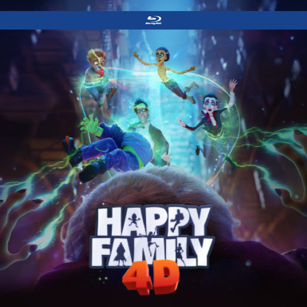 "Blu-Ray ""Happy Family"""