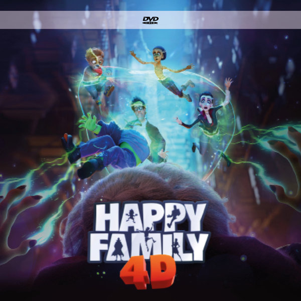 "DVD ""Happy Family"""