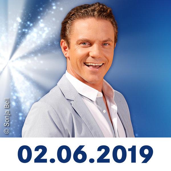 """Immer wieder Sonntags 02.06.19 """"Tribüne"""" - Download"""