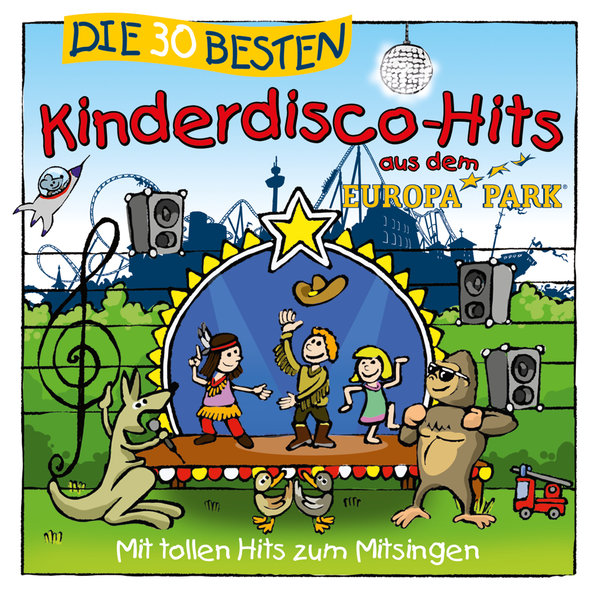 CD Kinderdisco -Hits