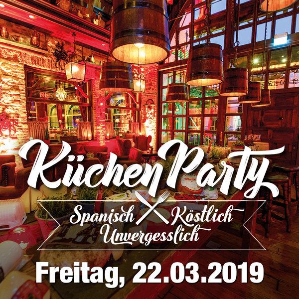 Küchenparty El Andaluz 22.03.2019 - Download