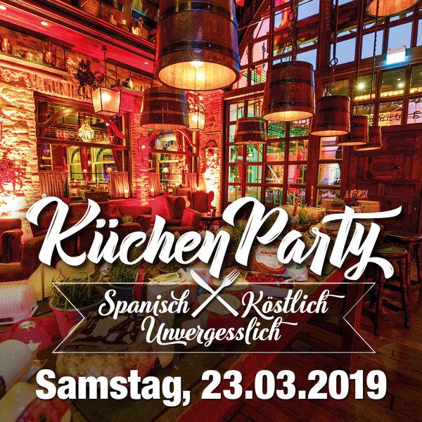 Küchenparty El Andaluz 23.03.2019 - Download