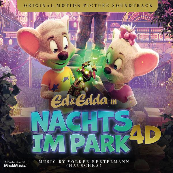 "CD bande-son ""Nachts im Park"""