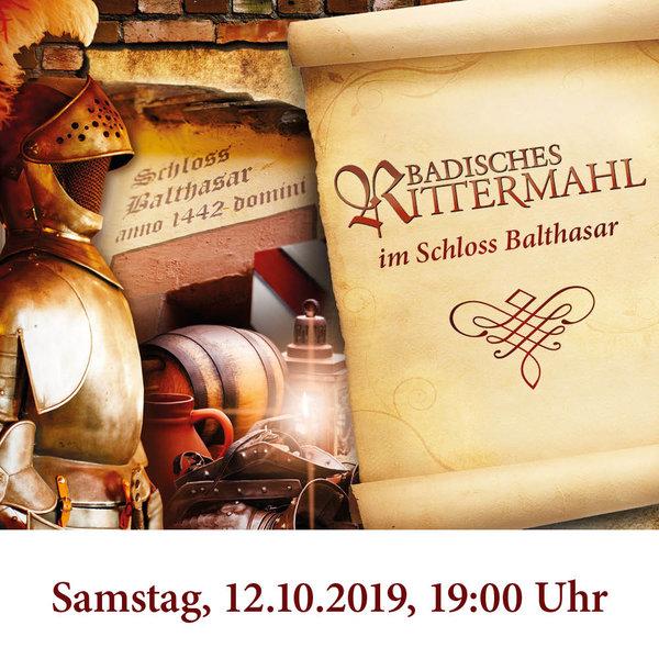 Banquet des Chevaliers Badois 12.10.19 - Download