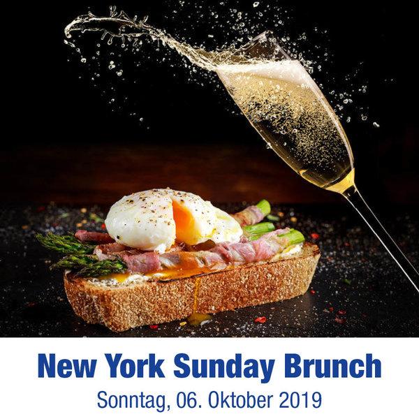 New York Sunday Brunch 06.10.19
