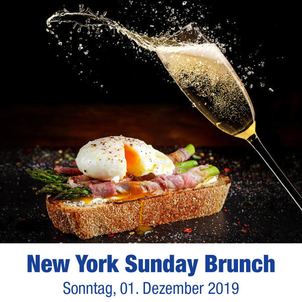 New York Sunday Brunch 01.12.19