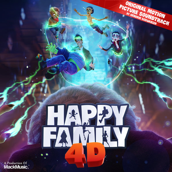 """Happy Family - 4D"" -Filmsoundtrack - Téléchargement"