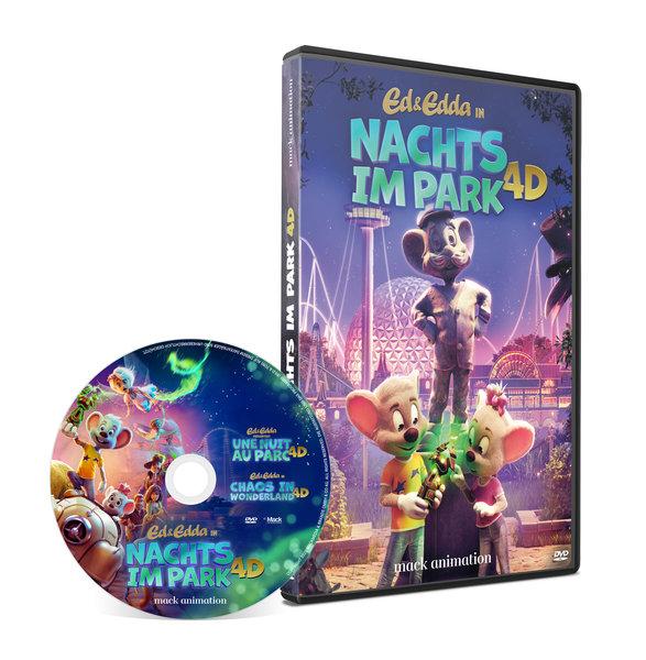 """DVD """"Une Nuit au Parc"""""""