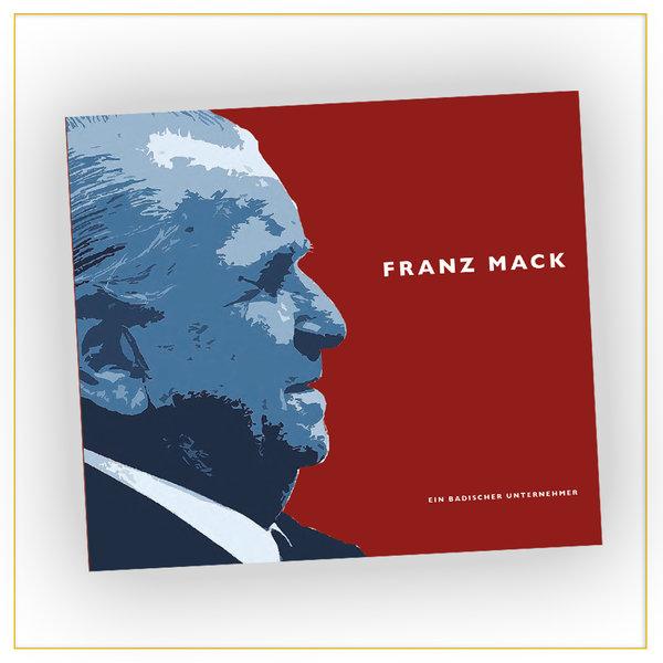 Book 100 years Franz Mack
