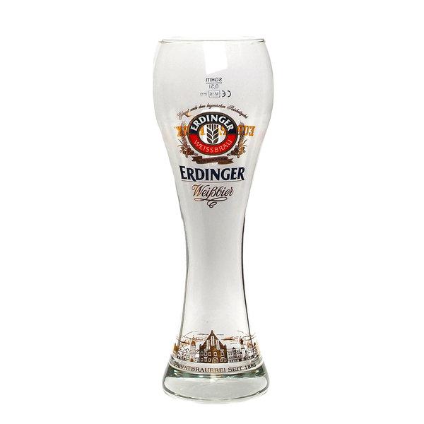 Erdinger verre à bière blanche Europa-Park