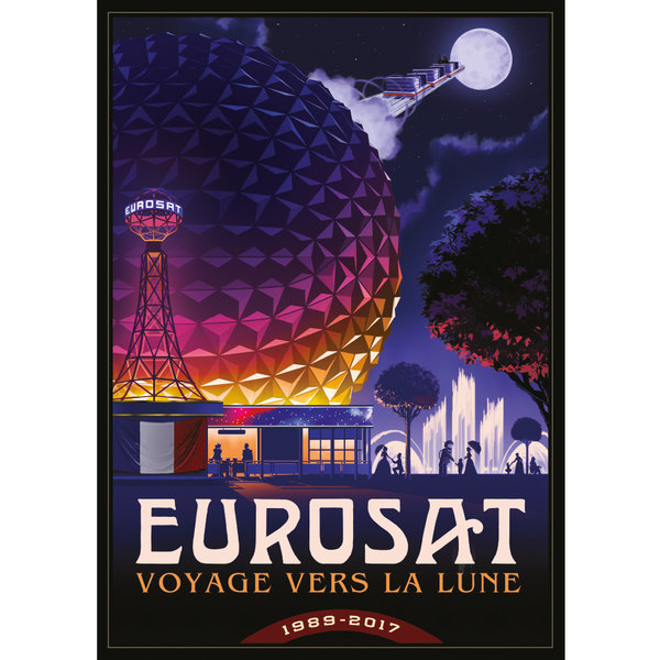 poster vision eurosat europa park online shop. Black Bedroom Furniture Sets. Home Design Ideas