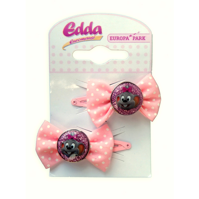 Hairgrip bow Edda Euromausi