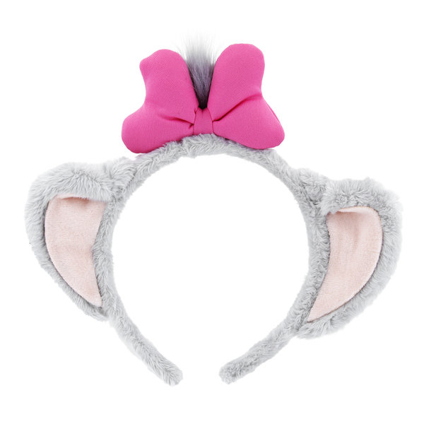 Headband bow Edda with ears
