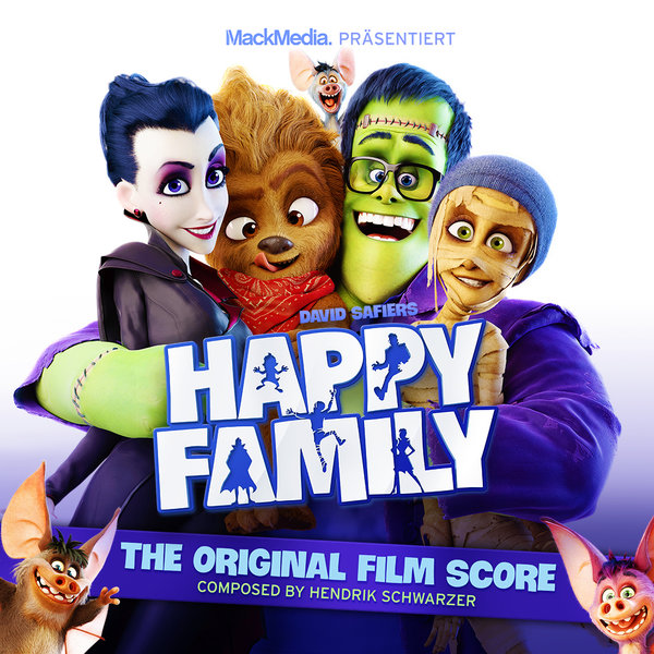 Happy Family - Soundtrack - Téléchargement