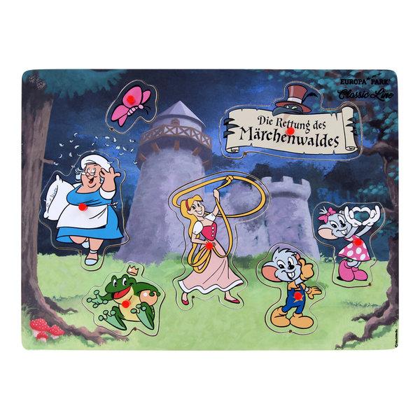 """Puzzle """"Die Rettung des Märchenwaldes"""""""