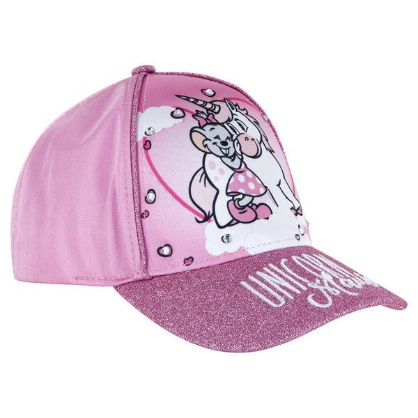Children\'s Cap Edda Unicorn pink