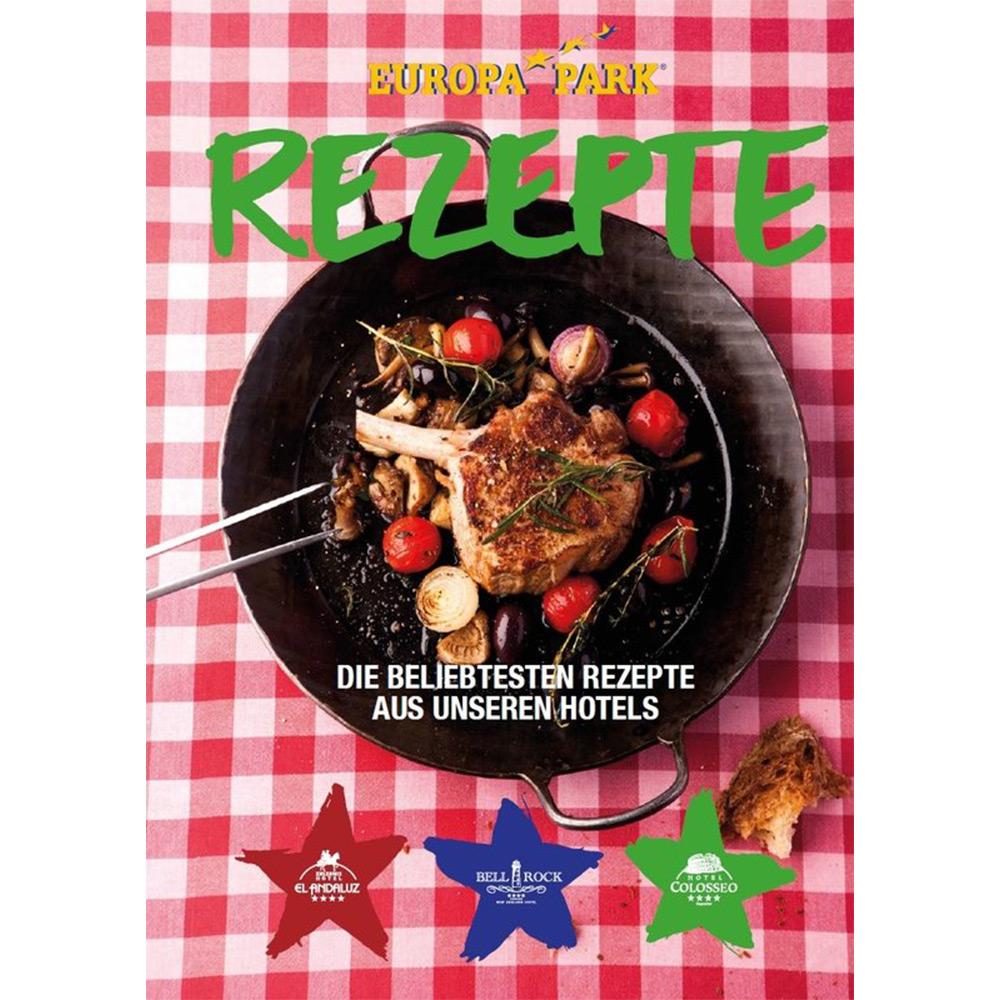 Kochbuch Rezepte Europa-Park