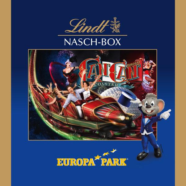 Lindt Box Eurosat CanCan
