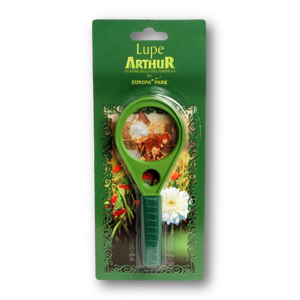 Kinderlupe grün Arthur