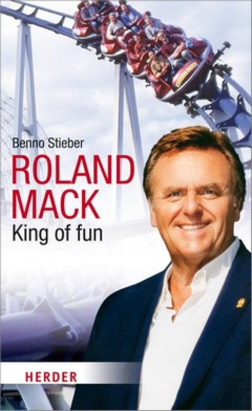 "eBook Roland Mack ""King of Fun"""