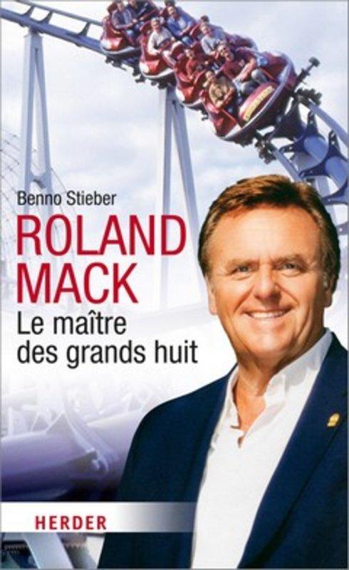 """eBook Roland Mack """"Le maître des grands huit"""""""