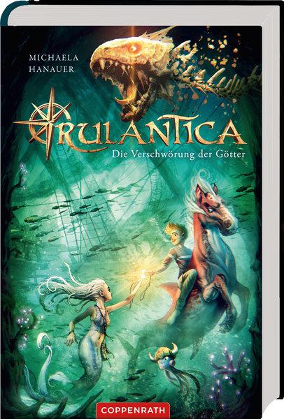 Buch Rulantica Roman – Band 2 Die Verschwörung der Götter
