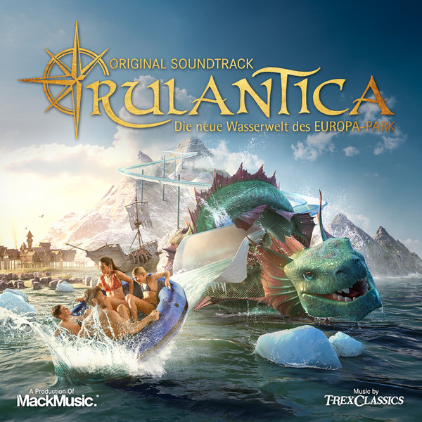 "CD Soundtrack ""Rulantica"""