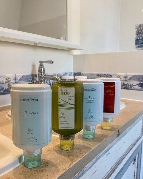 Europa-Park Hotel hair & body Shampoo