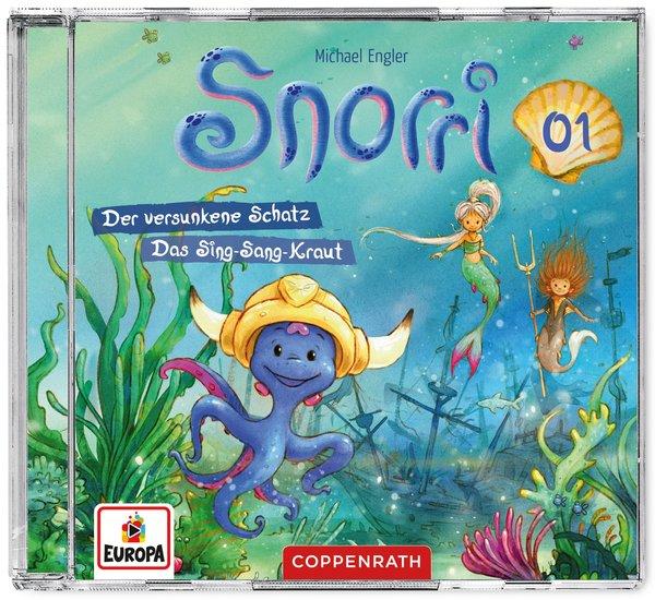 Hörspiel CD Snorri - Band 1