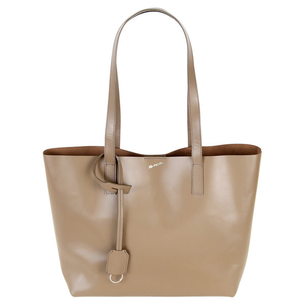 Tasche medium taupe