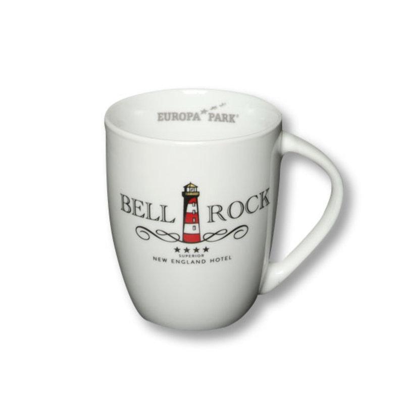 Tasse weiss Bell Rock