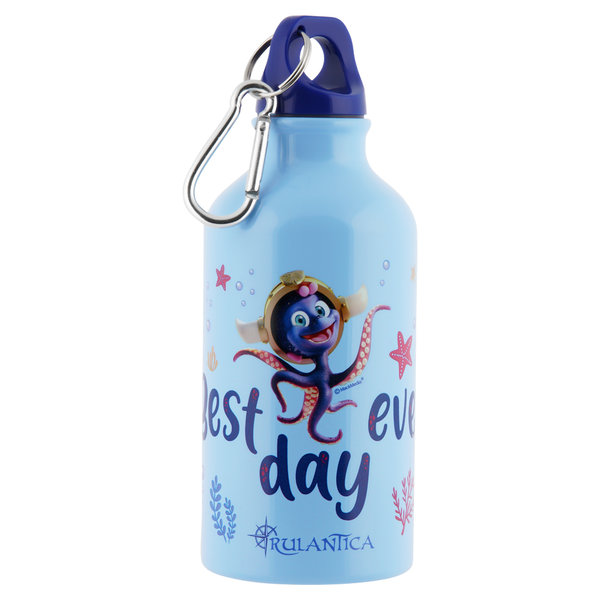 Trinkflasche Snorri - Best day ever