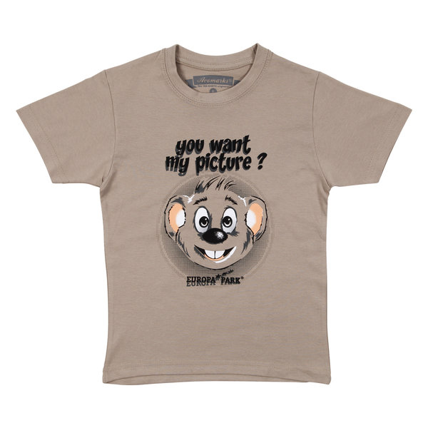 Children's T-Shirt Ed Euromaus Photo