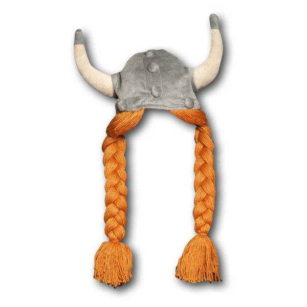 Plush Bonnet Viking