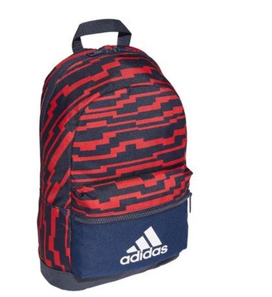 Kinderrucksack Adidas blau-rot