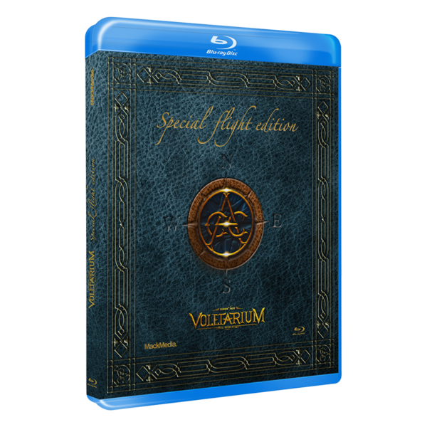 "Blu-ray Making of ""Voletarium"""