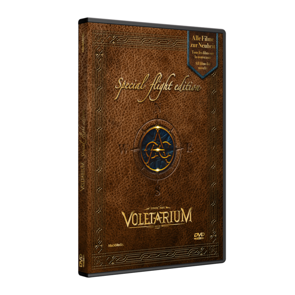 "DVD Making of ""Voletarium"""