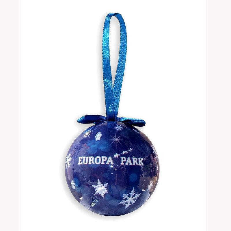 Weihnachtskugel Ed Euromaus und Freunde
