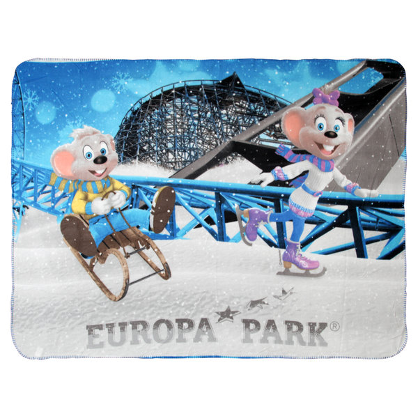 Fleece Blanket Ed & Edda Winter