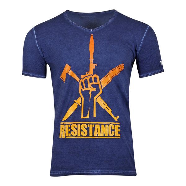 Herren T-Shirt Traumatica Resistance