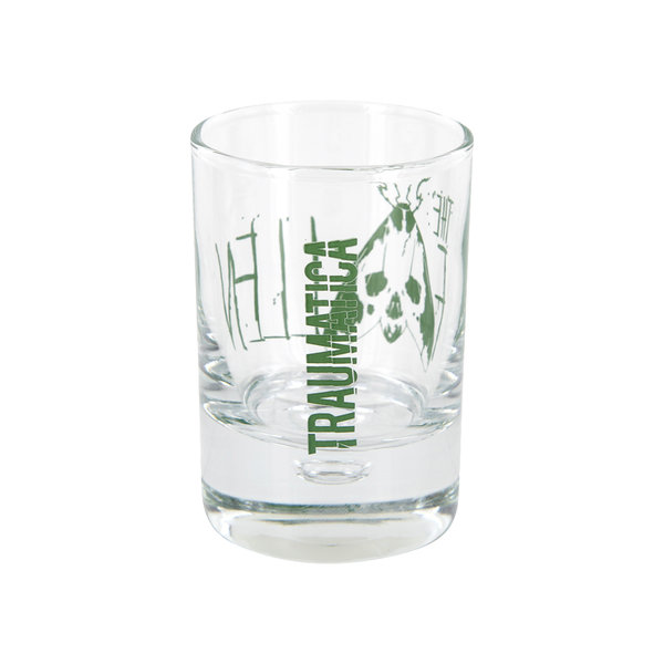 Shot glass Traumatica The Fallen