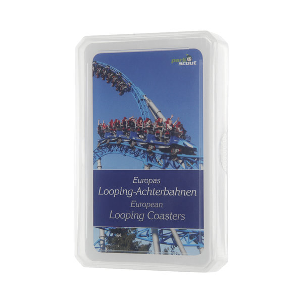 """Card Game """"Looping-Achterbahnen"""""""