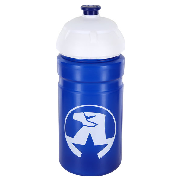 Trinkflasche blau Alpha Mods Police 0,55l
