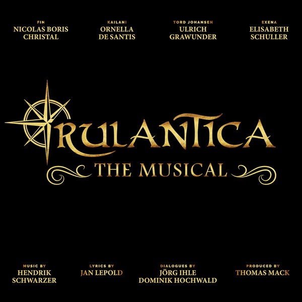 "CD ""Rulantica - The Musical"""
