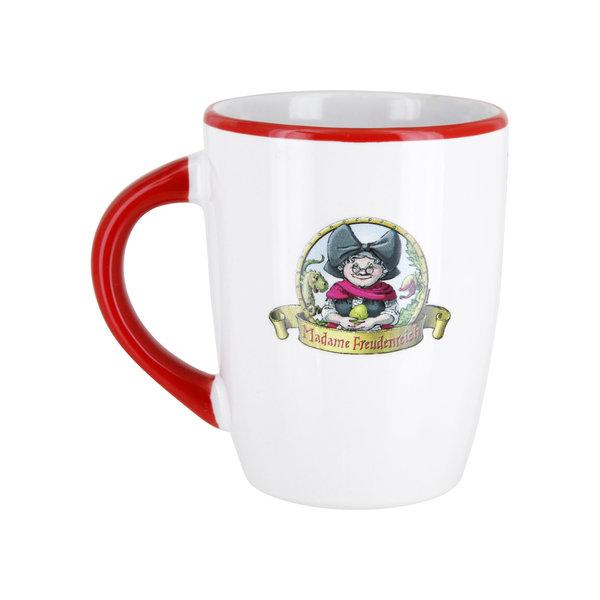 Cup white Madame Freudenreich