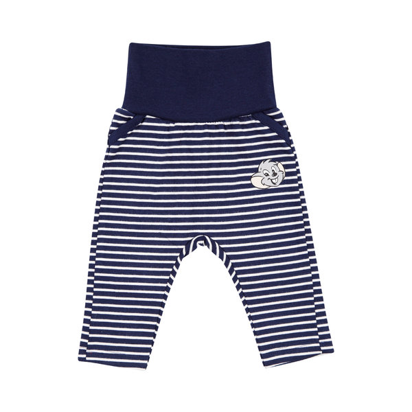 Baby trousers blue stripes Ed