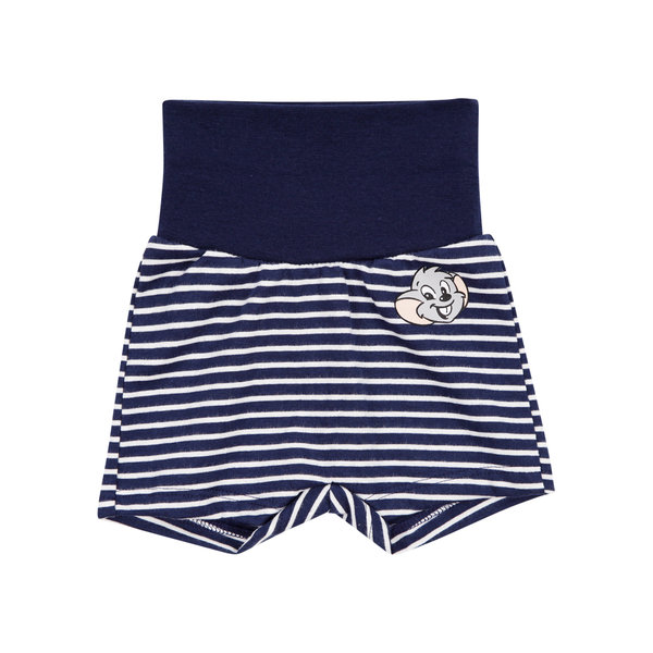 Baby Shorts navy gestreift Ed