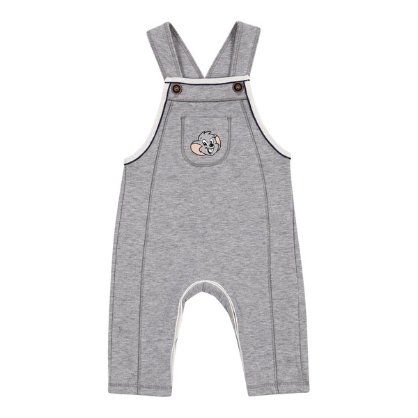 Baby Dungarees grey Ed