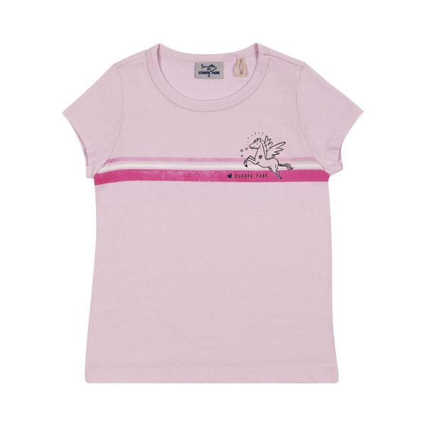 Mädchen T-Shirt rosa Pegasus