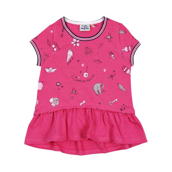 T-Shirt Fille rose